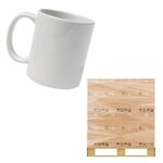 11oz Ceramic Mug (Pallet - 60 Cases of 36)