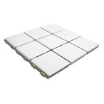 "Glossy 2"" x 2"" Mosaic, 6"" Sheets (Case of 30)"