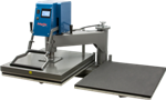 HIX SM20 Twin  Swing-Away Heat Press