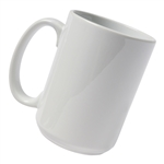 15oz Ceramic Mug (Case of 36)